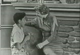 Still frame from: Classic TV Comedy: ''Burns and Allen'' - (Title: Gracie's Vegetarian Plot) (1951)