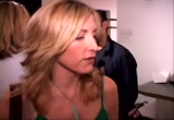 Still frame from: Heather McCartney and Cheryl Shuman Interview at Mercedes Benz Fashion Week for TheInCrowdVlog.com