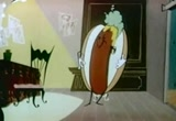 Still frame from: Hot Dog Ad 2 (from Drive-In Movie Ads)