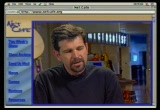 Still frame from: Net Cafe: Web StartUps - June 8, 2001