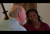 Still frame from: How Dr. King and Rosa Parks Inspired Folk Legend Pete Seeger