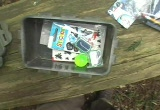 Still frame from: Icenrye's Geocaching Videozine - Episode 11