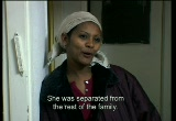 Still frame from: Variations on a theme: To Be An Israeli Woman - Rebecca (part 4 of 6) [Variatzyot al noseh: Liiyot Israelite] (Israel 2004)