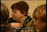Still frame from: Variations on a theme: To Be An Israeli Woman - Regina (part 1 of 6) [Variatzyot al noseh: Liiyot Israelite] (Israel 2004)