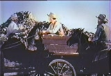 Still frame from: 'Judge Roy Bean' Letty Leaves Home