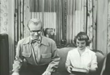 Still frame from: Jack Benny Program: Season 4, Episode 8: Jack dreams he is married to Mary