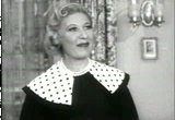 Still frame from: Actress Joan Davis in ''I Married Joan'' - The Allergy (1955, Light Comedy)
