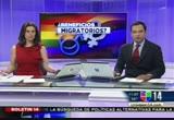 derechos sigue en la comunidad gay. >> beatriz nos informa.
