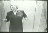 Still frame from: ''The Kate Smith Evening Hour'' - 2 January 1952 (Incomplete)