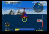 Still frame from: Pilotwings 64