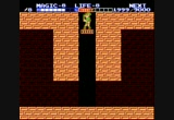Still frame from: Legend of Zelda II: The Adventure of Link