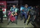 Still frame from: Latest Video on Bangladesh Genocide by Apostate Gov