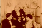 Still frame from: Les Vampires (1915) directed by Louis Feuillade