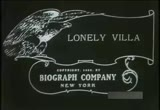 Still frame from: Lonely Villa