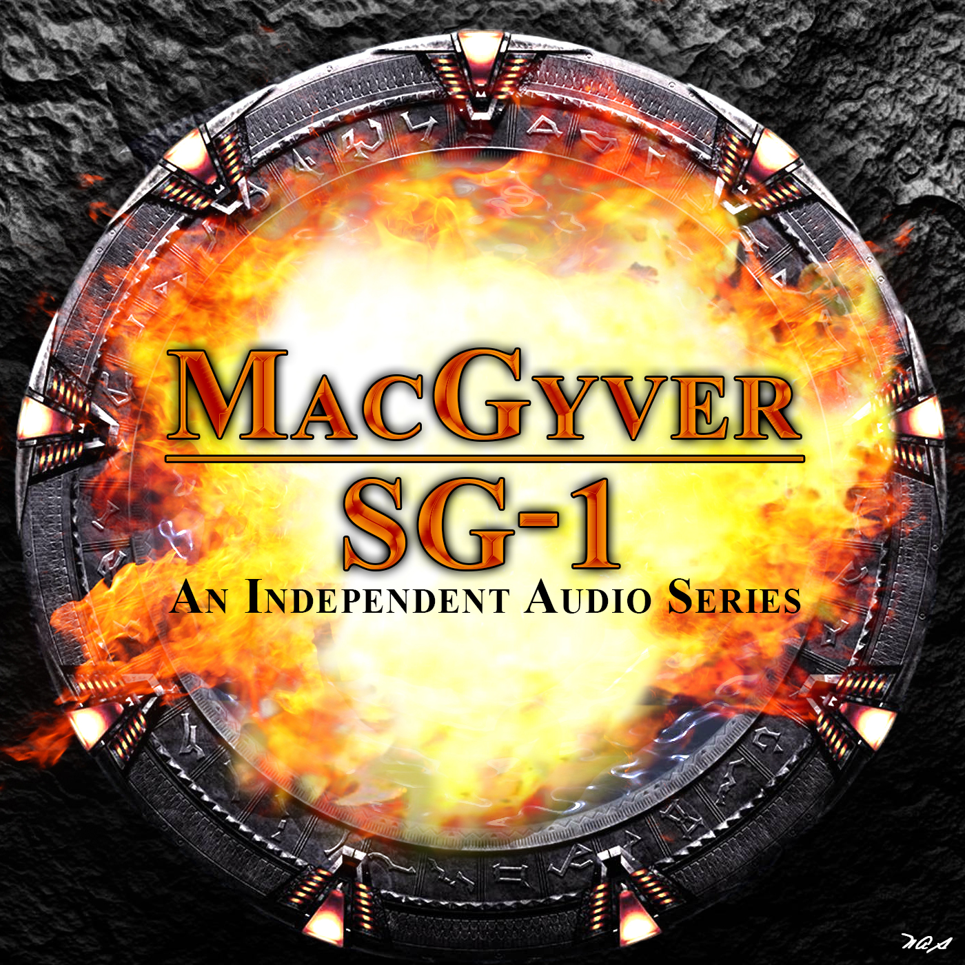MacGyver/SG-1 Audio Series Podcast