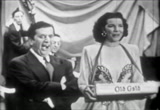 Still frame from: ''The Morey Amsterdam Show'' - 21 April 1949