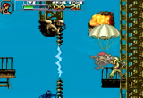 Still frame from: mtvf1's GBA Metal Slug Advance in 11:13.16