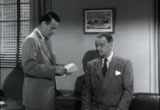 Still frame from: Mystery Theatre - Inspector Mark Saber: Homicide Squad (1952)