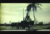 Still frame from: Church Services, 'Argus Unit 7' Activities At Koli Point, Guadalcanal, 02/07/1944