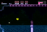 Still frame from: NameSpoofer's SNES Super Metroid 'glitchless low%, Speedbooster' in 44:18.62