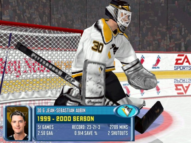 nhl 2001 demo electronic arts free download borrow