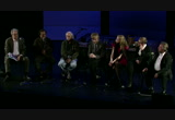 Still frame from: OM 18: Panel Discussion & Concert 1