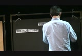 Still frame from: Other Minds Presents: Something Else: A Fluxus Semicentenary
