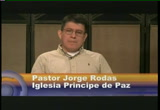 Still frame from: One Way ('Un Solo Camino'): Testimonio Pastor Jorge Rodes