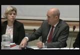 Still frame from: Open consultation on EU Affairs with the Prime Minister