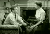 Still frame from: Ozzie & Harriet: David's Pipe