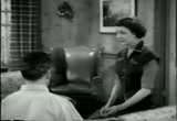 Still frame from: Ozzie & Harriet: The Speech