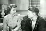Still frame from: Ozzie & Harriet: Valentine Show