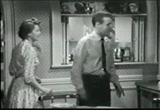 Still frame from: Classic Television Comedy: ''The Pajama Game'' - Ozzie and Harriet