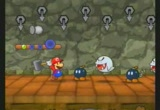 Still frame from: Paper Mario (GCN) - Pit of 100 Trials finished at level 4 after chapter 4 - Nolan Pflug