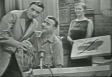 Still frame from: Pass the Line (1954 unsold television pilot)