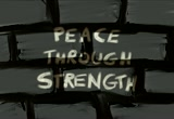 Still frame from: Peace Through Strength (Rule or Ruin #1)
