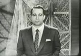 Still frame from: 'The Perry Como Show' - 1952 Episode
