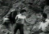 Still frame from: Attack of the Crab Monsters (1957)