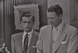Still frame from: Place the face (February 11, 1954)