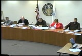 Still frame from: Planning Board November 20, 2012