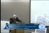 Still frame from: Planning Board April 2, 2013