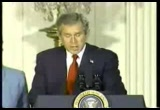 Still frame from: George W Bush 2002-04-03