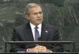 Still frame from: George W Bush 20030923_4_