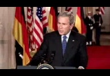 Still frame from: George W Bush 20060113_1_