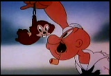 Still frame from: Popeye: Gopher Spinach