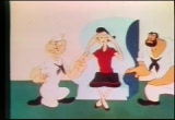 Still frame from: Popeye the Sailor: Nearlyweds