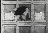Still frame from: Popeye: The Paneless Window Washer