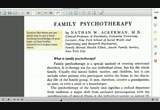 Still frame from: PsycBOOKS Basic Tutorial