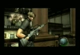 Still frame from: Resident Evil 4 (GCN) - 2:06:24 - Tim Bright