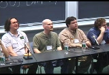 Still frame from: ROFLCon 2008 'LOLCats' (Complete Footage)